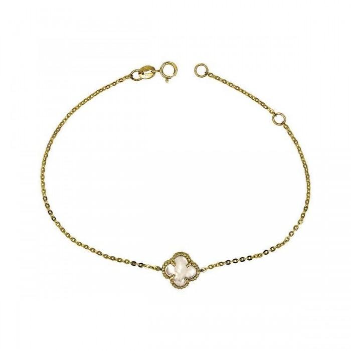 Βραχιόλι χρυσό 14Κ - BR1095