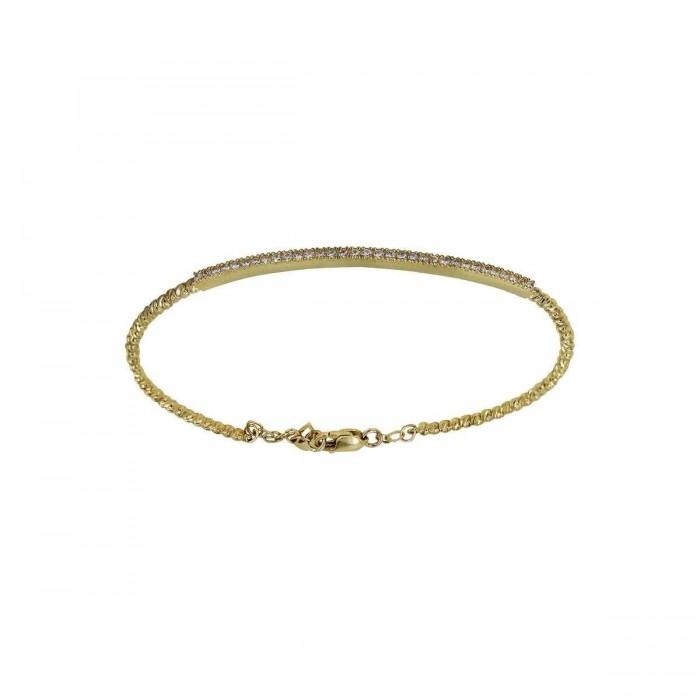 Βραχιόλι χρυσό 14Κ - BR1096