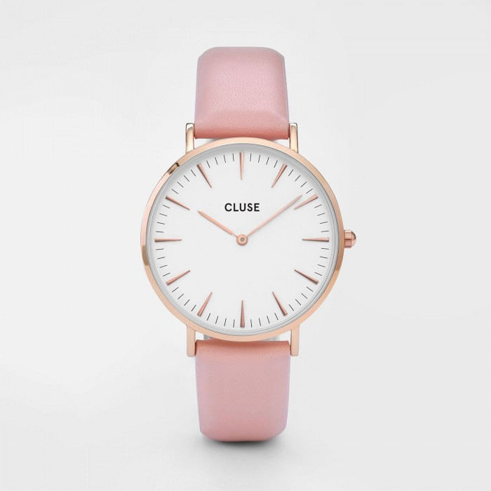 CLUSE Boho Chic rose gold white/pink - CL18014
