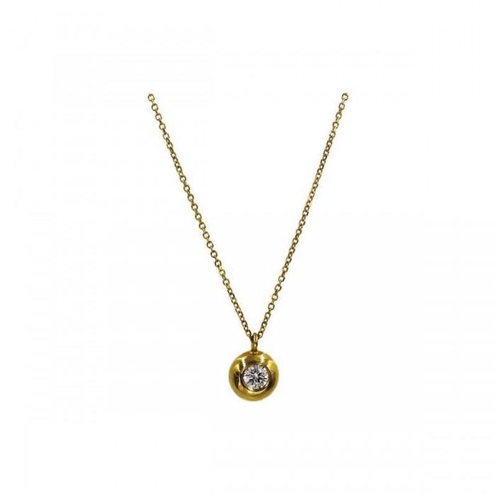 Μενταγιόν χρυσό 14Κ - K1112