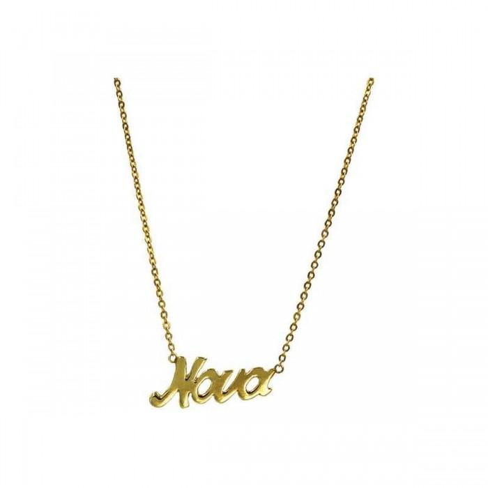 Κολιέ Νονά χρυσό 14Κ - K1123