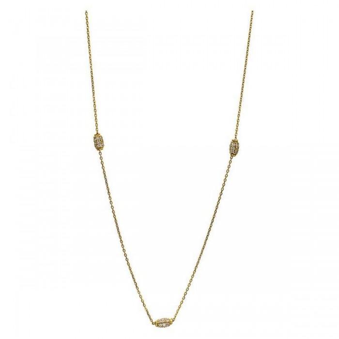 Κολιέ χρυσό 14Κ - K1126