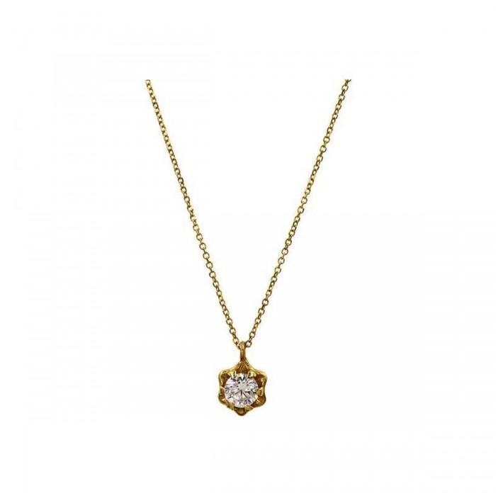 Κολιέ χρυσό 14Κ - K1151