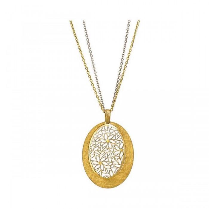 Μενταγιόν χρυσό 14Κ - K1162