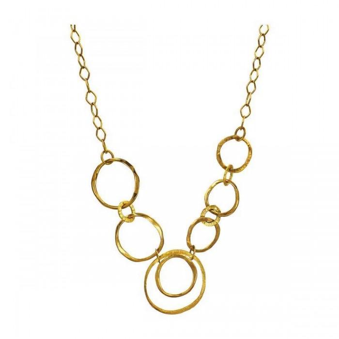 Κολιέ χρυσό 14Κ - K1168