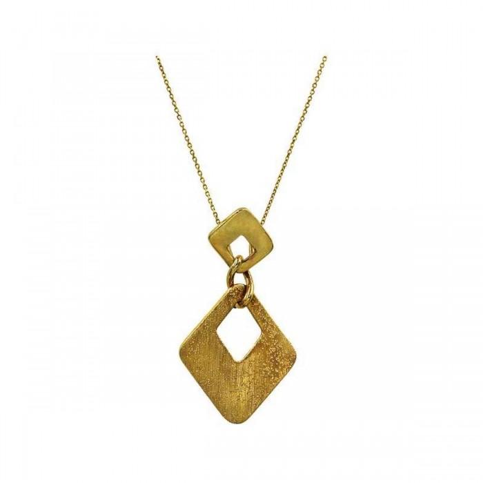 Μενταγιόν χρυσό 14Κ - K1191