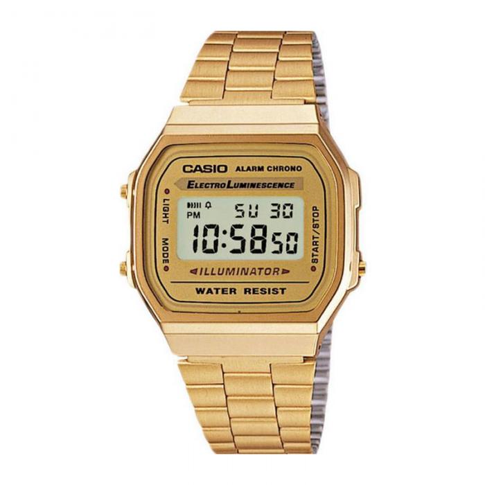 CASIO Vintage Gold A168WG-9EF
