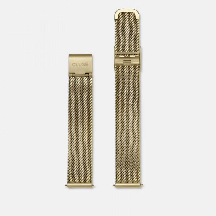 CLUSE Strap 18 mm Mesh Gold - CS14011010