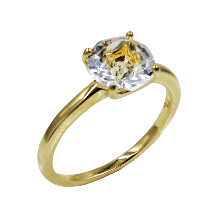Lotus Style Charming Lady Δαχτυλίδι Ασημένιο - LP2005-3/2