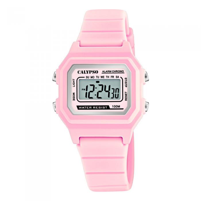 Calypso Digital Pink K5802/3