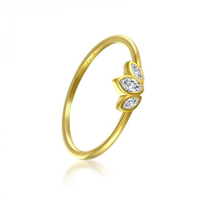 Δαχτυλίδι Honor Ασημένιο Sofia - 60101018400C-7