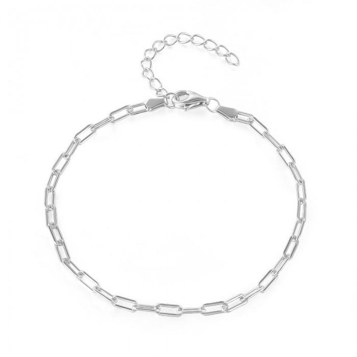 Βραχιόλι Honor Ασημένιο Chain - 60600441510A