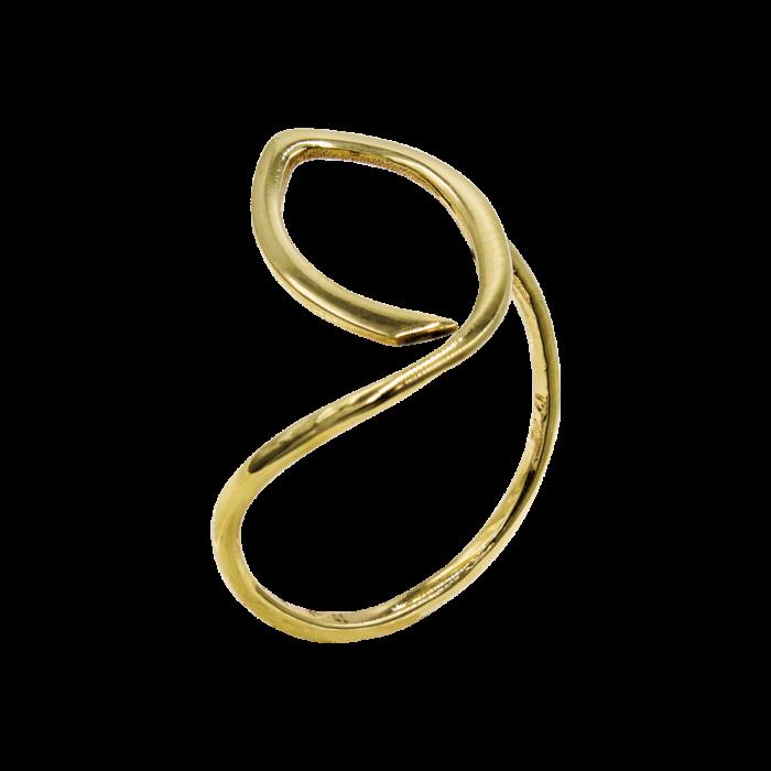 Δαχτυλίδι χρυσό 14Κ - D2008