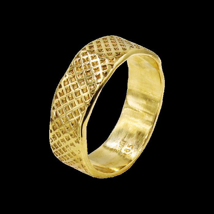 Δαχτυλίδι χρυσό 14Κ - D2242