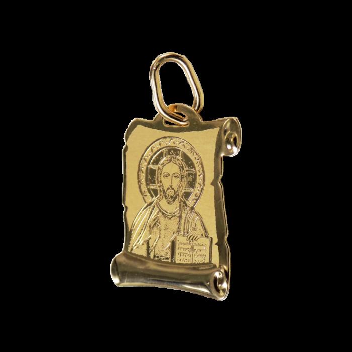 Ιησούς χρυσός 14Κ - PM1060
