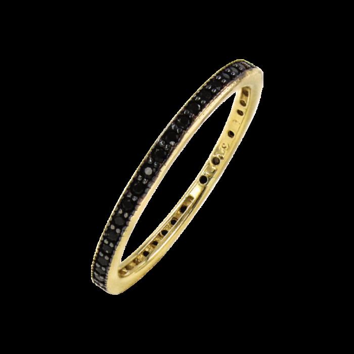 Σειρέ δαχτυλίδι χρυσό 14Κ - SD51823