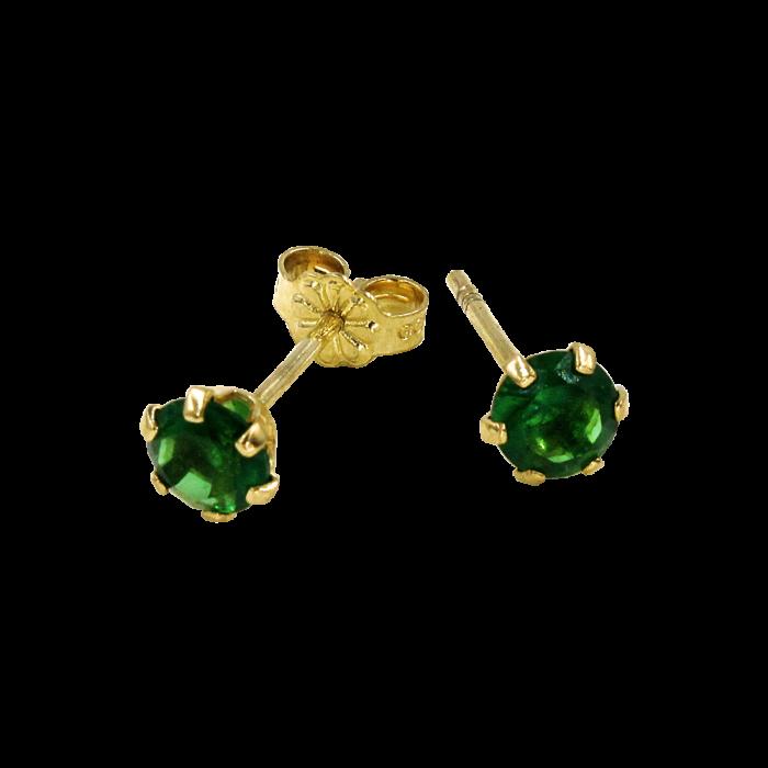 Παιδικά σκουλαρίκια χρυσά 9Κ - PSK1004