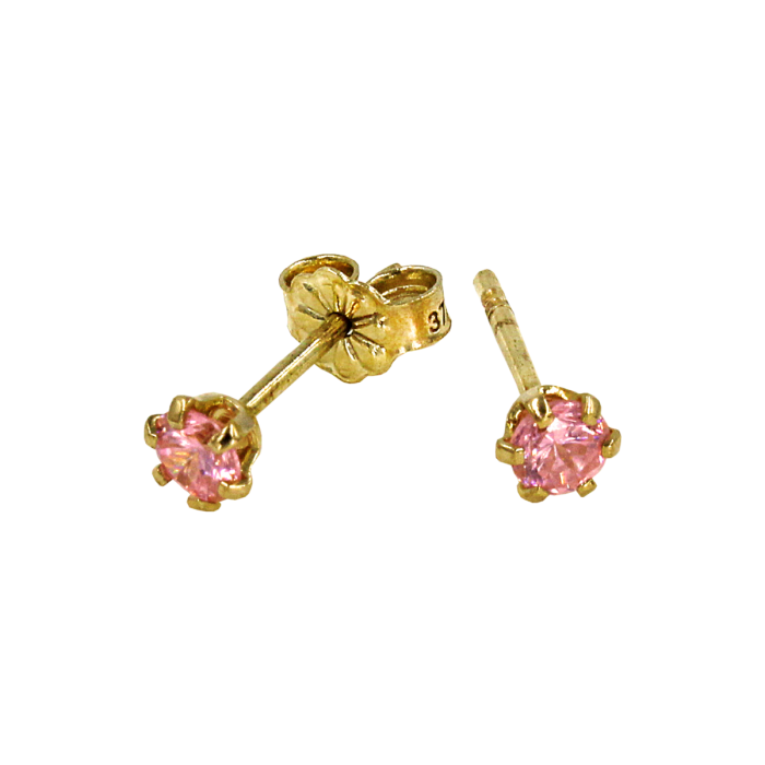 Παιδικά σκουλαρίκια χρυσά 9Κ - PSK1008