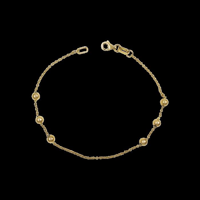 Βραχιόλι Χρυσό 14Κ - BR1121